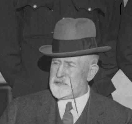 1926 R.W. Bro. Peacy H. Belcher